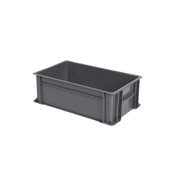 caja-de-plastico-industrial-alta-2-gris | E4-1169
