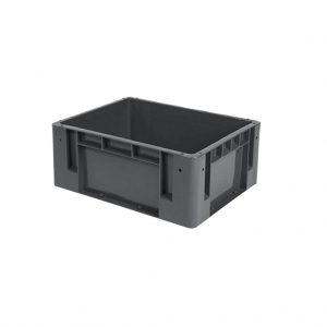 caja-de-plastico-industrial-no-3-gris | E4-1166