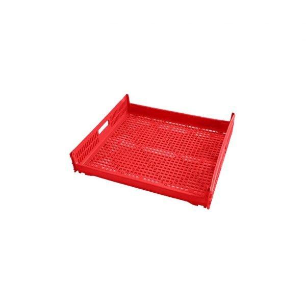 charola-de-plastico-panama-roja   E4-2066