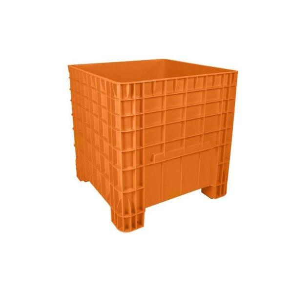 contenedor-de-plastico-mexico-cerrado-naranja | e4-3010