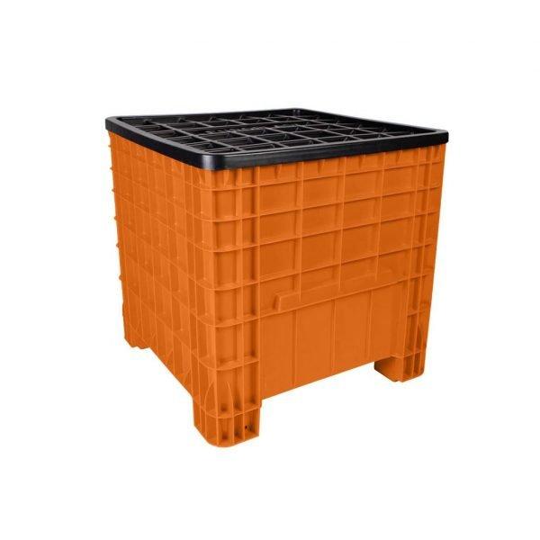 contenedor-de-plastico-mexico-cerrado-naranja | e4-3035