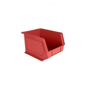gaveta-de-plastico-numero-6-rojo | E4-2042