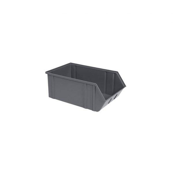 gaveta-de-plastico-numero-9-gris | E4-2053