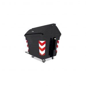 contenedor-de-basura-metalico-2600-ne | e4-4086