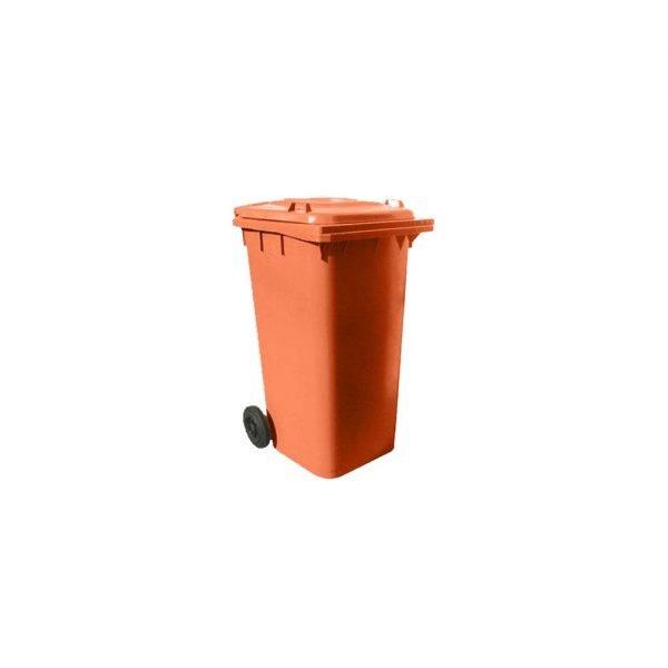 contenedor-de-basura-vic-240-hd-naranja | E4-4333