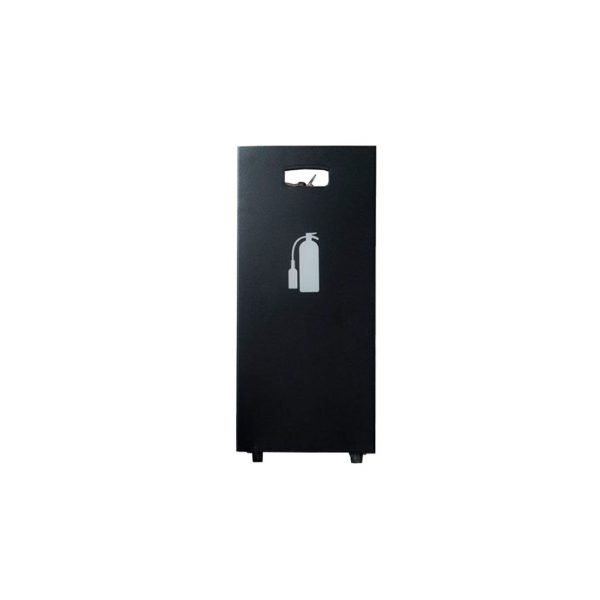 porta-extintor-movil-screen-negro | e4-10081