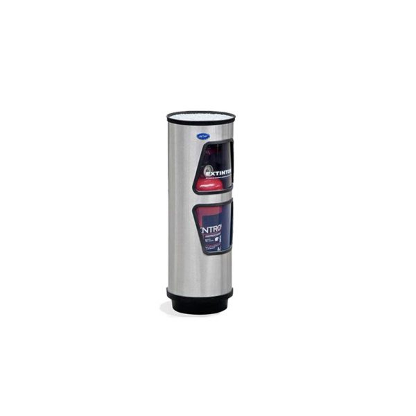 porta-extintor-cilindrico-grande-con-cenicero | e4-10099